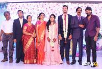 Manobala Son Harish Priya Wedding Reception (98)