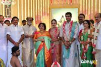 Soundarya Vishagan Marriage Photos