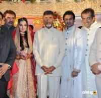 Sania Mirza Reception Photos