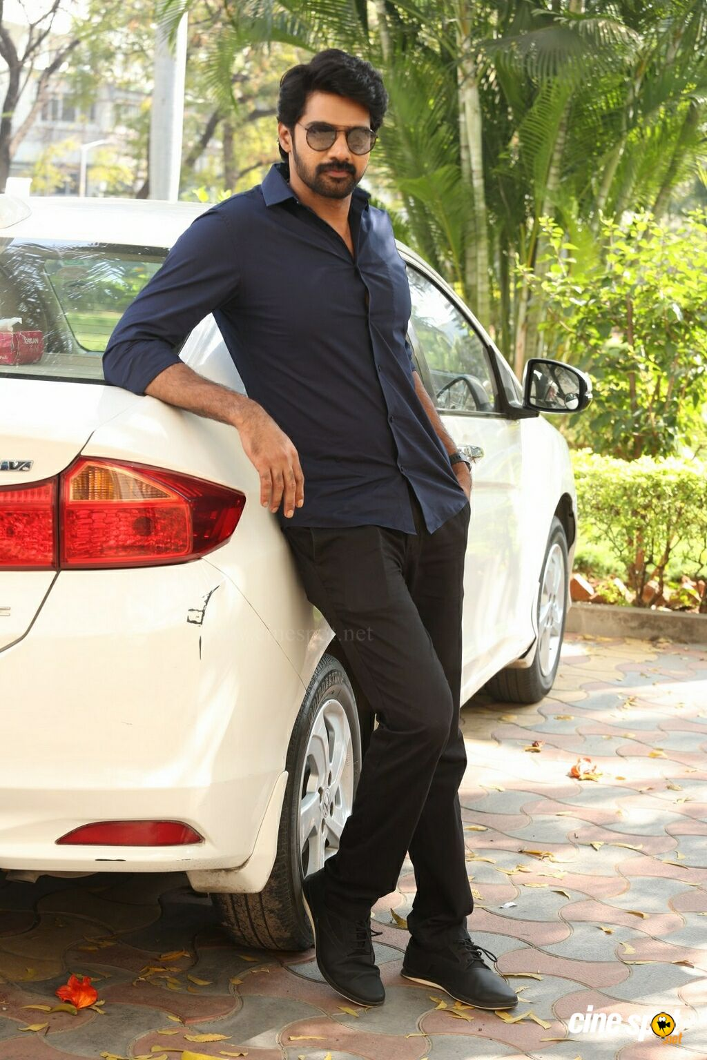 Naveen Chandra at Hero Heroine Teaser Launch (9)