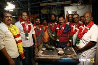 Ezhil GV Prakash New Movie Pooja Photos