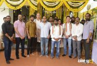 Nani & Vikram Kumar Movie Opening Photos