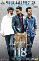 118 Movie Pre Release Function Poster