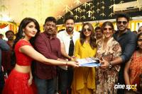 Rakul Preet Brother Aman Movie Opening Photos