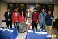 Kyron Hyderabad International Fashion Week Press Meet Photos