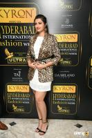 Kyron Hyderabad International Fashion Week Press Meet (12)