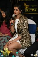 Kyron Hyderabad International Fashion Week Press Meet (5)