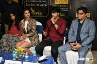 Kyron Hyderabad International Fashion Week Press Meet (6)