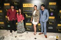 Kyron Hyderabad International Fashion Week Press Meet (9)