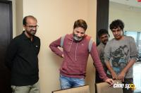 Trivikram Launches Abburi Ravi Look in Operation Gold Fish Photos
