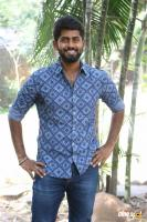 Kathir at Sathru Movie Press Meet (1)