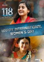 118 Movie Women's Day Poster