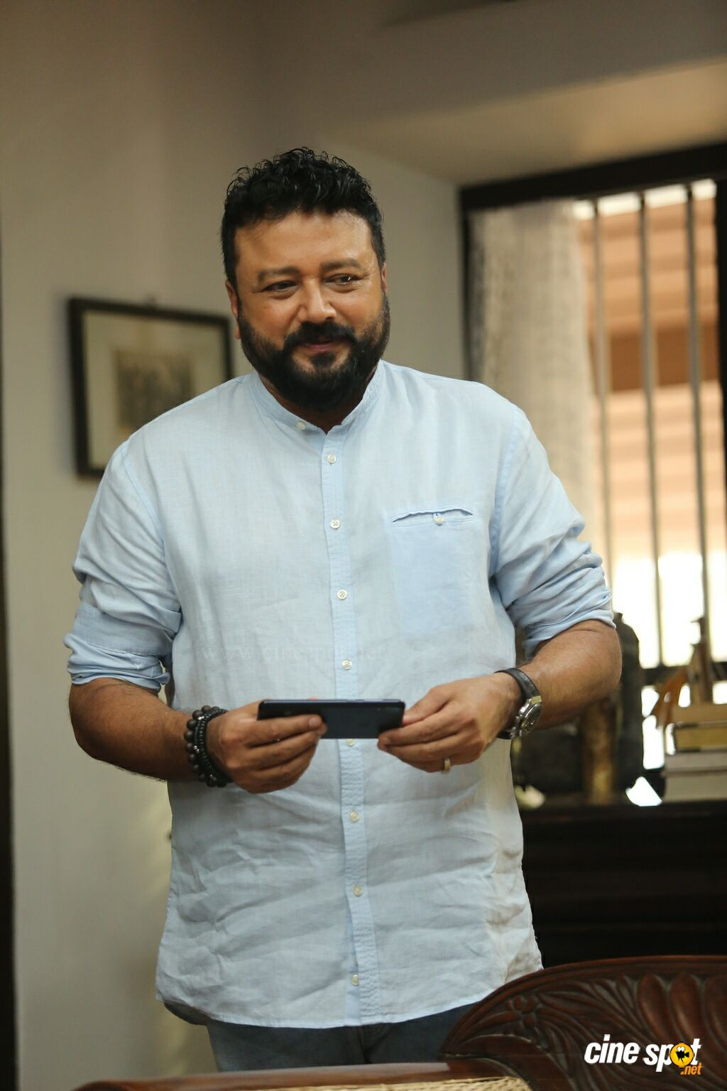 Jayaram in Grandfather (1)