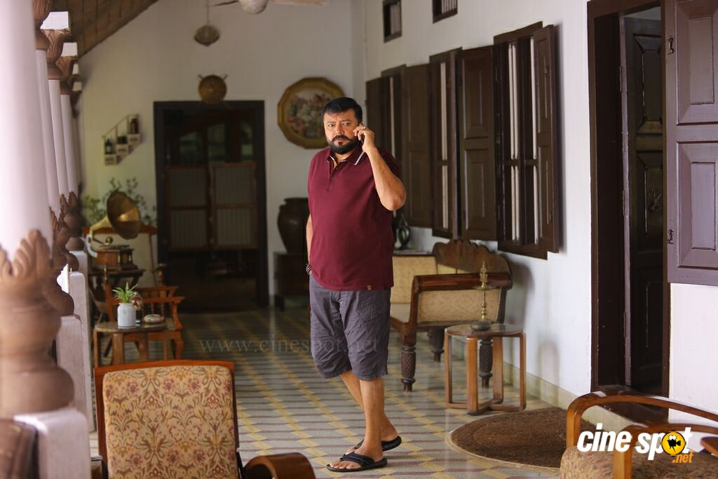 Jayaram in Grandfather (16)