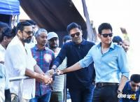 Maharshi Movie Working Stills