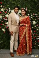 Arya - Sayyeshaa Wedding Reception (1)