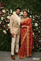 Arya - Sayyeshaa Wedding Reception (2)