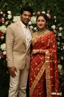 Arya - Sayyeshaa Wedding Reception (4)