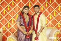 Parthiban Daughter Abhinaya Marriage Reception Photos