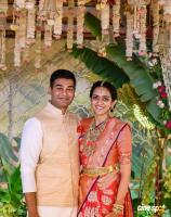 Venkatesh Daughter Aashritha Wedding Photos