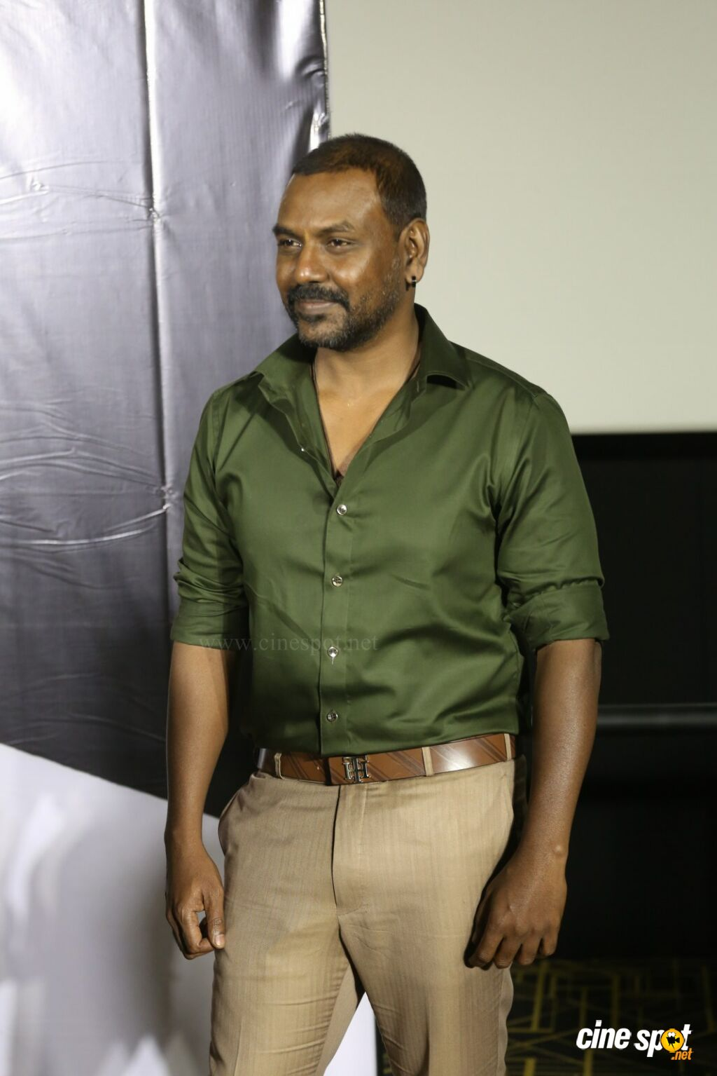 Raghava Lawrence at Muni 4 Press Meet (2)