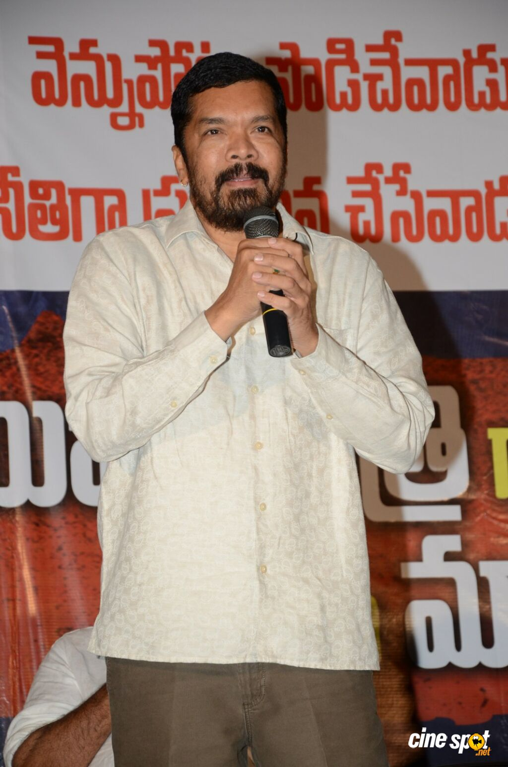 Posani Krishna Murali Political Movie Title Launch (7)