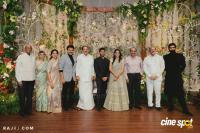 Venkatesh Daughter Ashritha Wedding Reception Photos