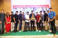 Cinema Meets Cricket For A Good Cause Cancer Awareness Press Meet Photos