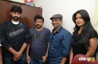 Lakshmi's NTR Team At Sandhya 35MM Theatre Photos