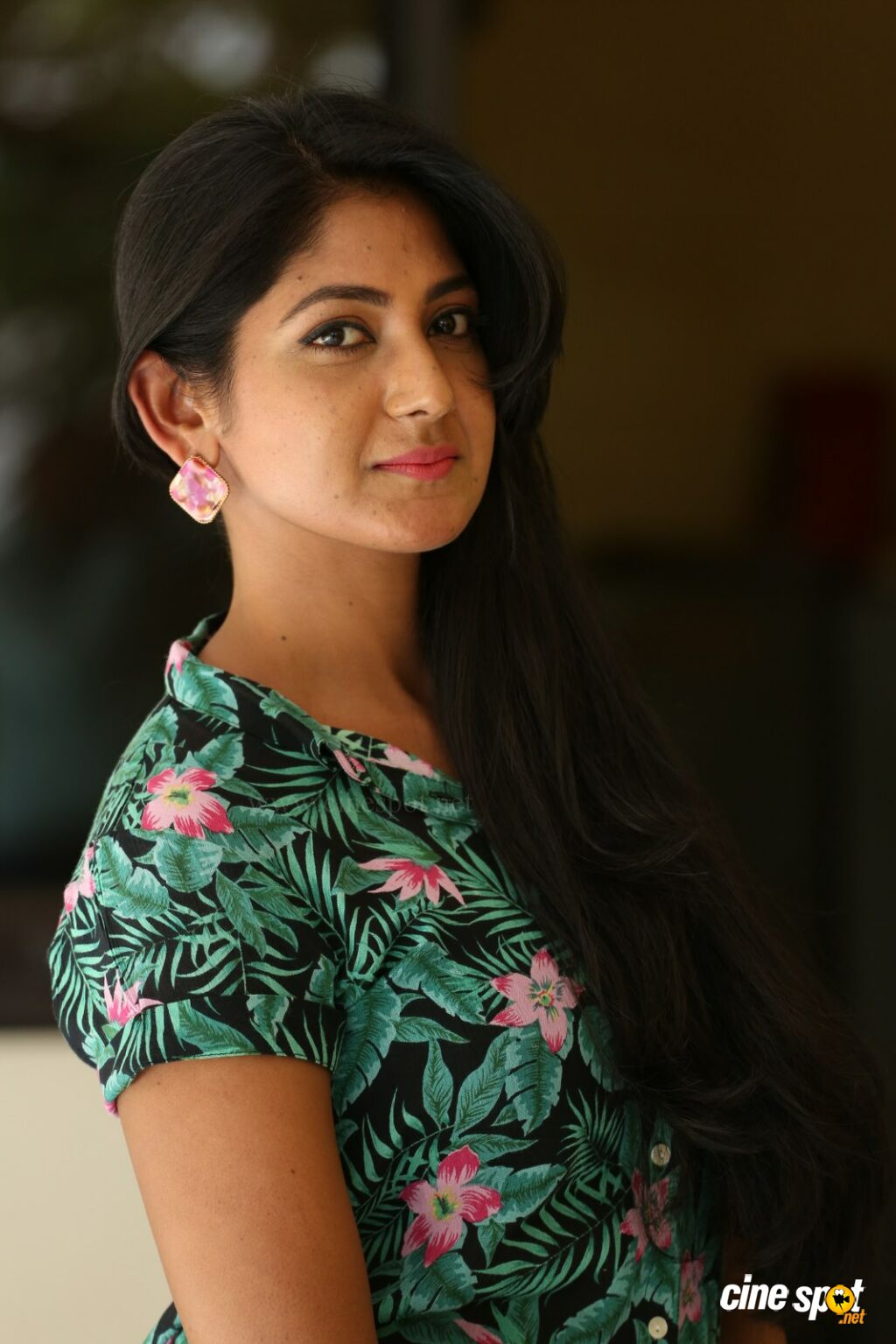 Yagna Shetty at Lakshmi's NTR Movie Press Meet (31)