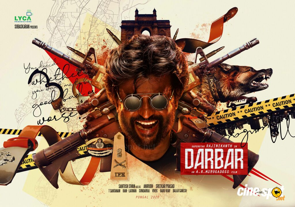 Darbar First Look Posters (1)