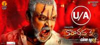 Kanchana 3 Movie UA Certificate Poster