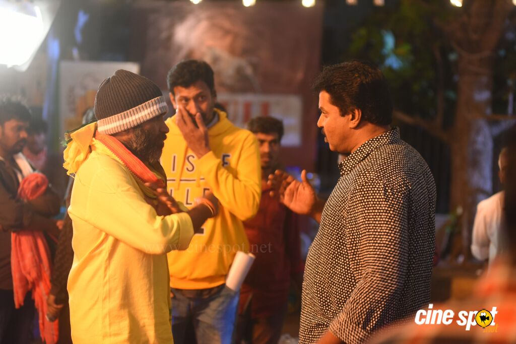 Chitralahari Working Stills (4)