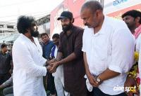 Varun Tej At Janasena Final Day Election Rally (1)