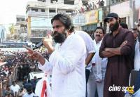 Varun Tej At Janasena Final Day Election Rally (2)