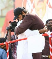 Varun Tej At Janasena Final Day Election Rally (3)