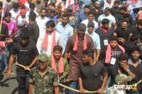 Varun Tej At Janasena Final Day Election Rally (9)