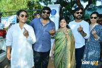 Tollywood Celebrities Cast Their Vote Photos