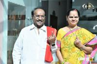 Tollywood Celebrities Cast Their Vote (7)
