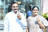 Tollywood Celebrities Cast Their Vote (9)