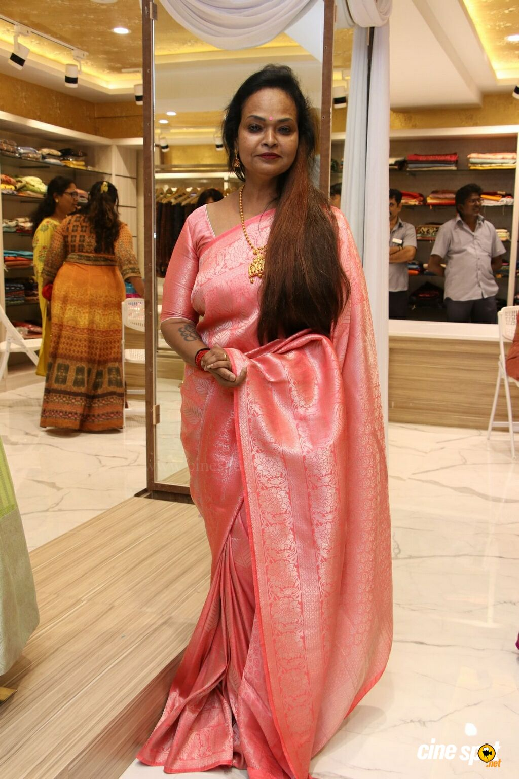AA Guru Silks Launch (7)