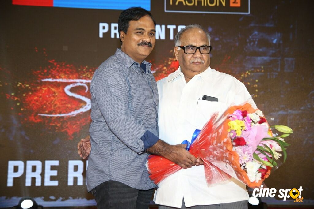Kanchana 3 Movie Pre Release Event (1)