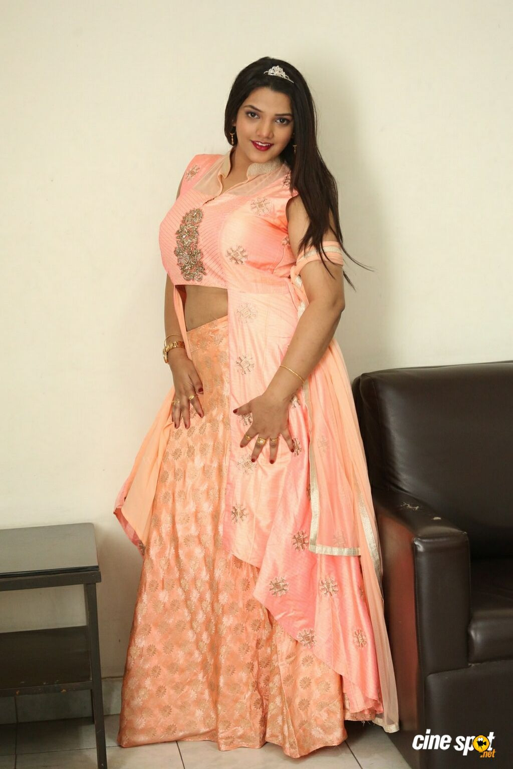 SK Attiya at Danger Love Story Movie Press Meet (2)