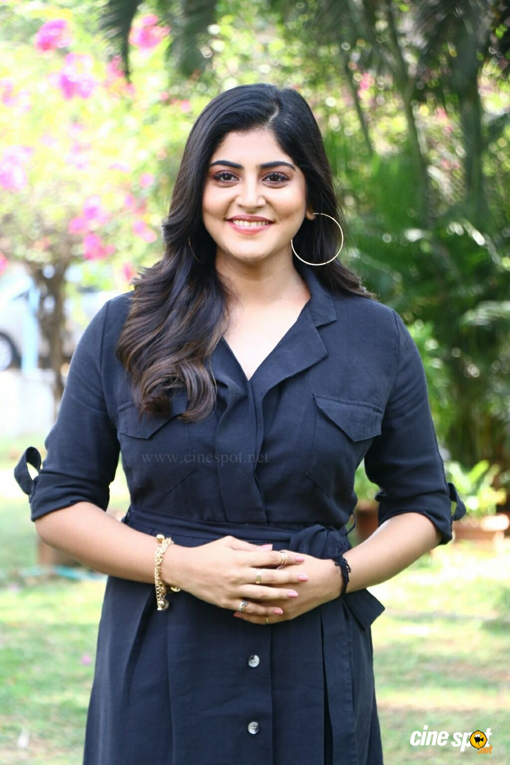Manjima Mohan at Devarattam Press Meet (2)