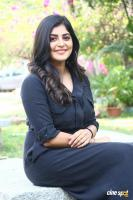 Manjima Mohan at Devarattam Press Meet (4)