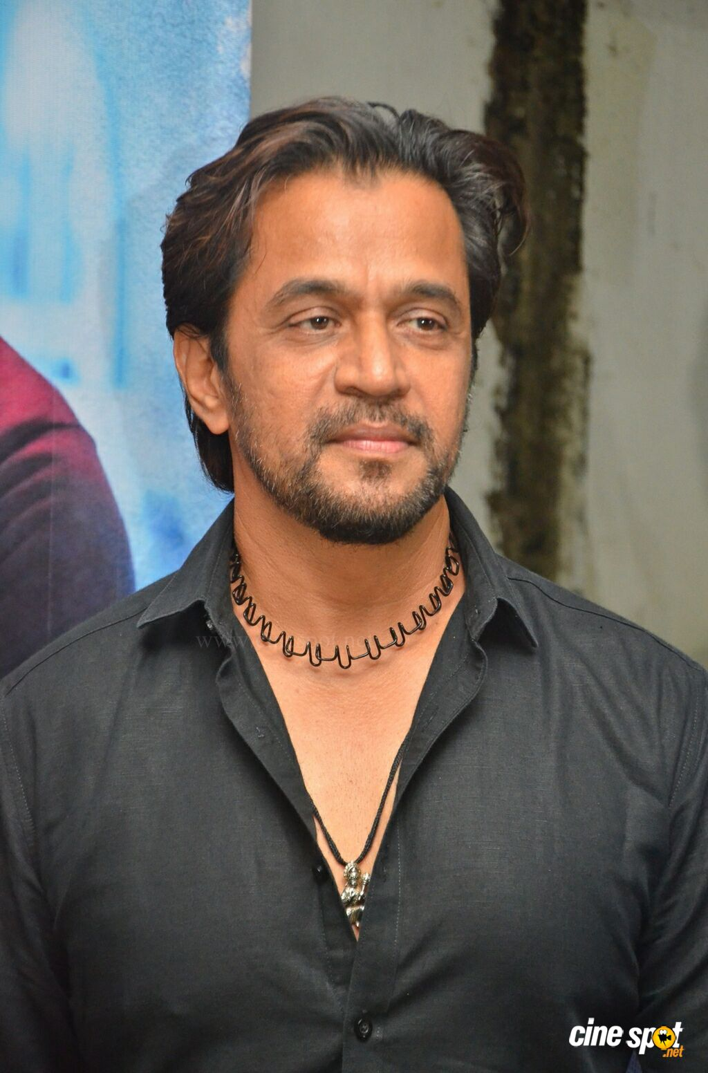 Arjun Sarja at Kolaigaran Trailer Launch (1)