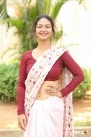 Aditi Myakal at Eakam Movie Teaser Launch (1)