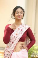 Aditi Myakal at Eakam Movie Teaser Launch (19)