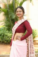 Aditi Myakal at Eakam Movie Teaser Launch (3)