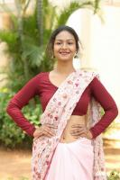 Aditi Myakal at Eakam Movie Teaser Launch (4)